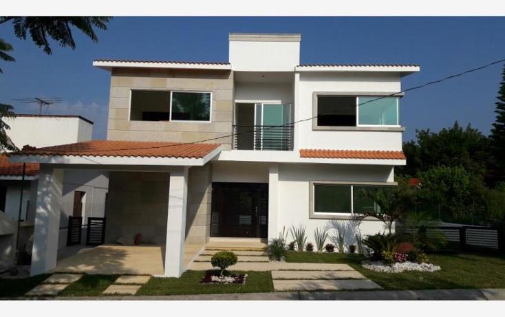 Foto de casa en venta en  , lomas de cocoyoc, atlatlahucan, morelos, 1736312 No. 01