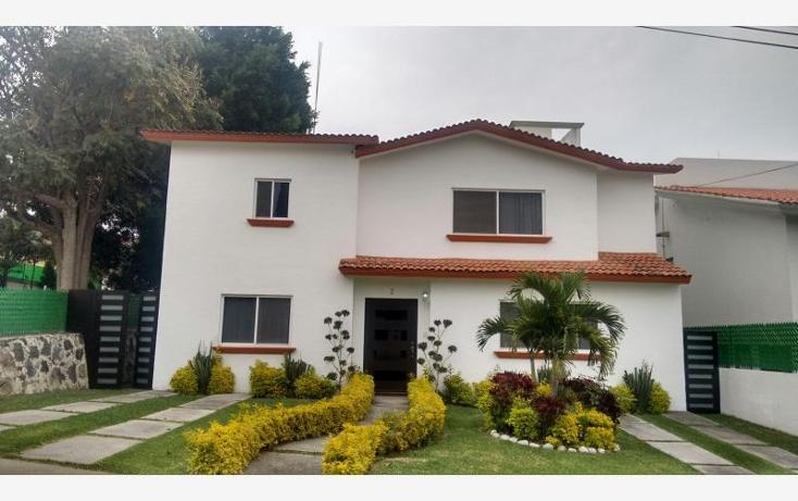 Foto de casa en venta en  , lomas de cocoyoc, atlatlahucan, morelos, 1736330 No. 01