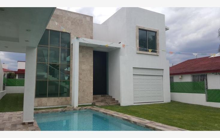 Foto de casa en venta en  , lomas de cocoyoc, atlatlahucan, morelos, 1736344 No. 01
