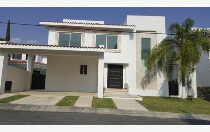 Foto de casa en venta en  , lomas de cocoyoc, atlatlahucan, morelos, 1804020 No. 01