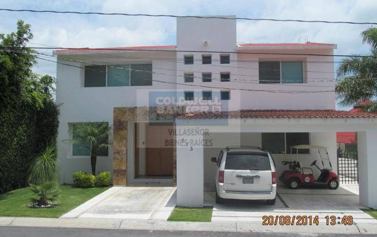 Foto de casa en venta en  , lomas de cocoyoc, atlatlahucan, morelos, 1839816 No. 01