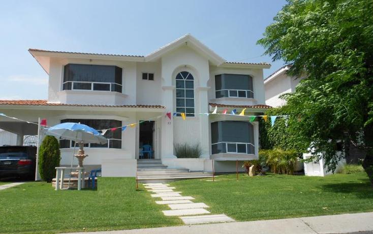 Foto de casa en venta en  , lomas de cocoyoc, atlatlahucan, morelos, 1848968 No. 02