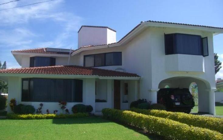 Foto de casa en renta en  , lomas de cocoyoc, atlatlahucan, morelos, 1933868 No. 01
