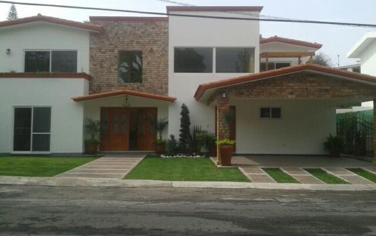 Foto de casa en venta en  , lomas de cocoyoc, atlatlahucan, morelos, 1965489 No. 01