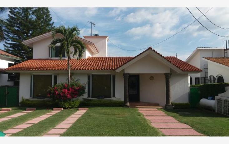 Foto de casa en venta en  , lomas de cocoyoc, atlatlahucan, morelos, 1990694 No. 01