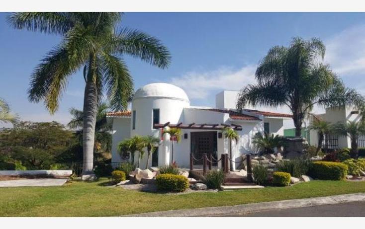 Foto de casa en venta en  , lomas de cocoyoc, atlatlahucan, morelos, 1997574 No. 01