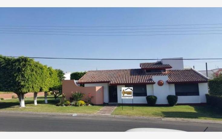 Foto de casa en venta en  , lomas de cocoyoc, atlatlahucan, morelos, 2005608 No. 01