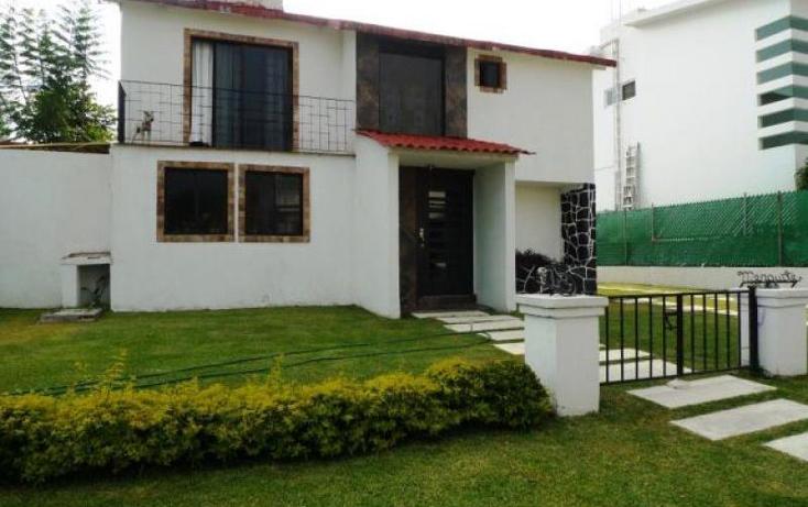 Foto de casa en venta en  , lomas de cocoyoc, atlatlahucan, morelos, 2005688 No. 01