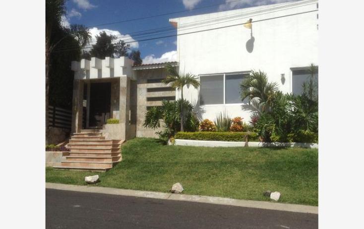 Foto de casa en venta en  , lomas de cocoyoc, atlatlahucan, morelos, 2005726 No. 01