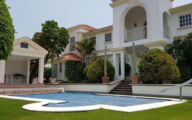 Foto de casa en venta en  , lomas de cocoyoc, atlatlahucan, morelos, 2008094 No. 01