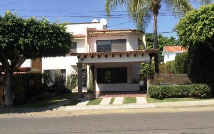 Foto de casa en venta en  , lomas de cocoyoc, atlatlahucan, morelos, 2009284 No. 01