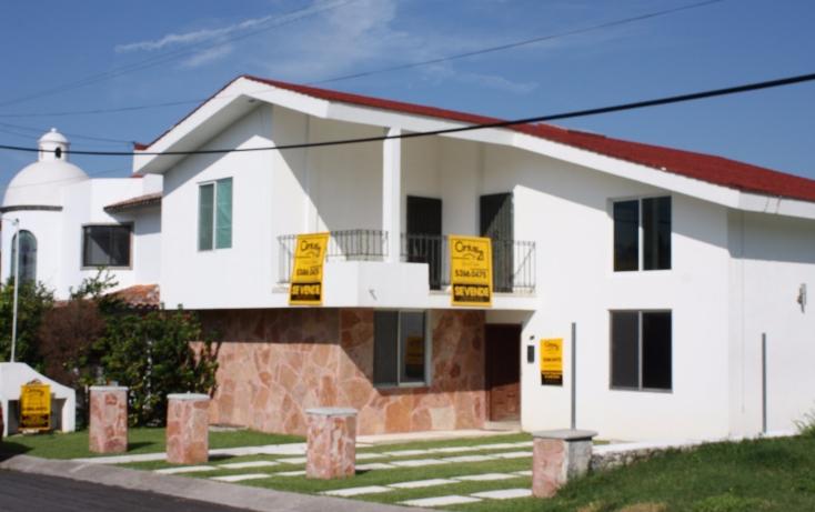Foto de casa en venta en  , lomas de cocoyoc, atlatlahucan, morelos, 2035065 No. 01