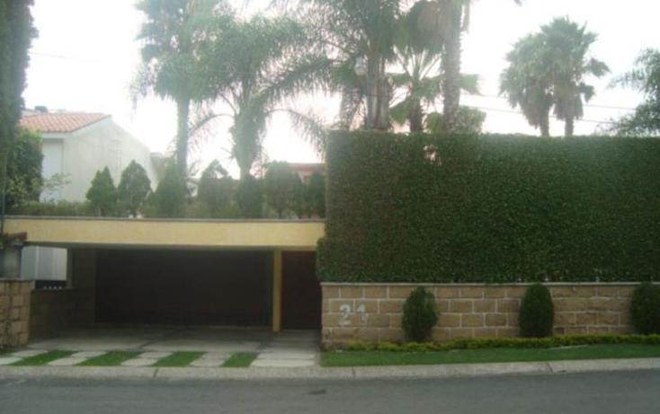 Foto de casa en venta en  , lomas de cocoyoc, atlatlahucan, morelos, 2655570 No. 01