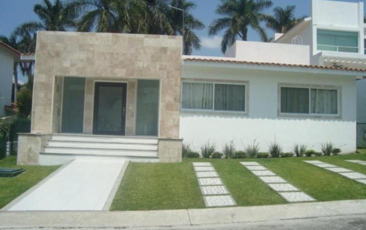 Foto de casa en venta en  , lomas de cocoyoc, atlatlahucan, morelos, 385229 No. 01