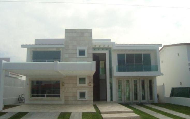 Foto de casa en venta en  , lomas de cocoyoc, atlatlahucan, morelos, 387883 No. 01
