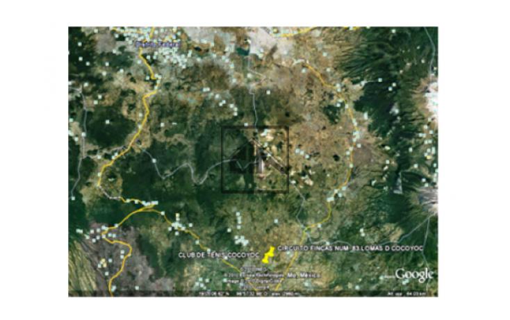 Foto de terreno habitacional en venta en, lomas de cocoyoc, atlatlahucan, morelos, 483990 no 02