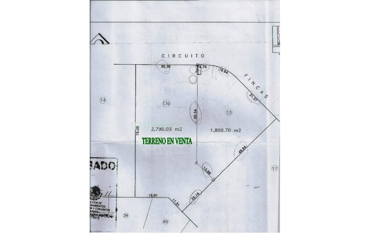 Foto de terreno habitacional en venta en, lomas de cocoyoc, atlatlahucan, morelos, 483990 no 05
