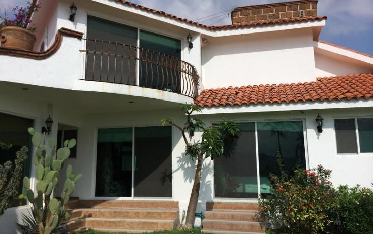 Foto de casa en venta en  , lomas de cocoyoc, atlatlahucan, morelos, 491247 No. 01