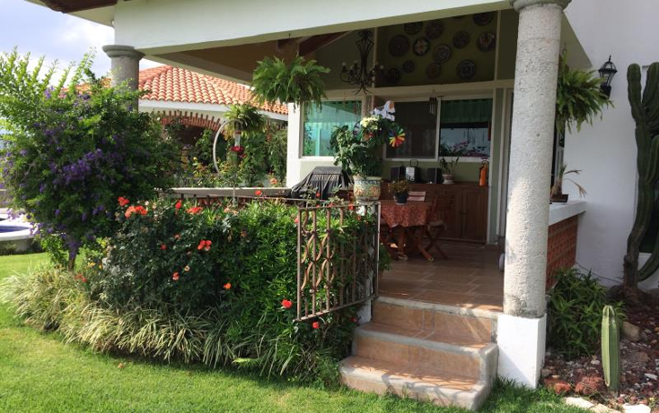 Foto de casa en venta en  , lomas de cocoyoc, atlatlahucan, morelos, 491247 No. 06