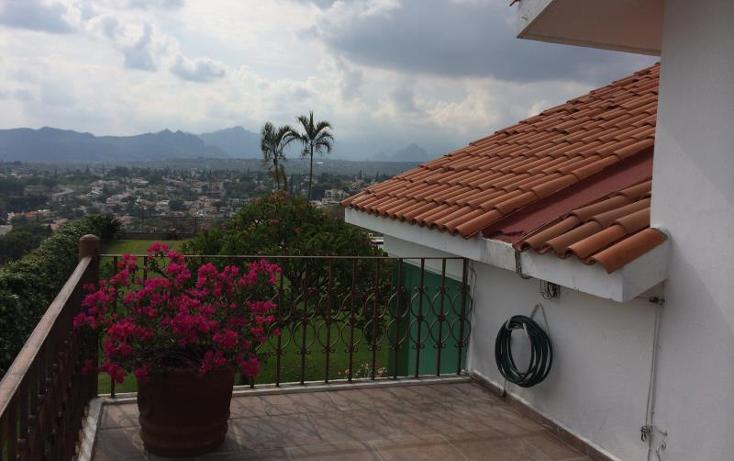 Foto de casa en venta en  , lomas de cocoyoc, atlatlahucan, morelos, 491247 No. 10