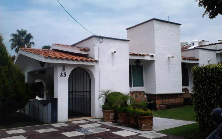 Foto de casa en venta en  , lomas de cocoyoc, atlatlahucan, morelos, 559531 No. 02