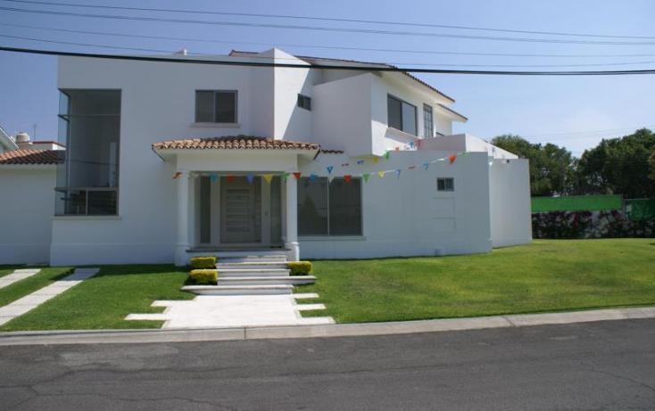 Foto de casa en venta en  , lomas de cocoyoc, atlatlahucan, morelos, 595802 No. 18