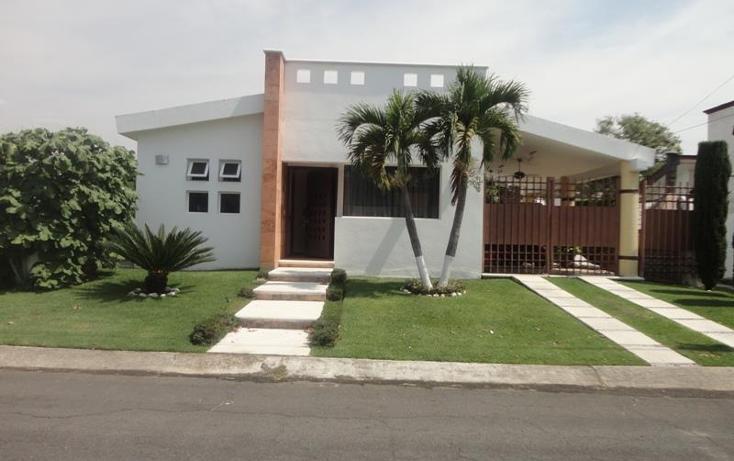 Foto de casa en venta en  , lomas de cocoyoc, atlatlahucan, morelos, 605928 No. 01
