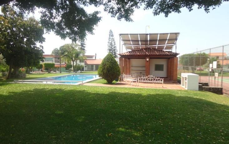 Foto de casa en venta en  , lomas de cocoyoc, atlatlahucan, morelos, 605928 No. 22