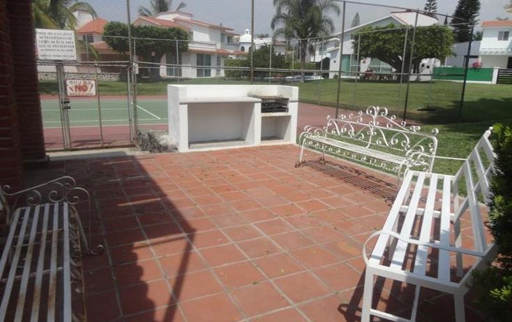 Foto de casa en venta en  , lomas de cocoyoc, atlatlahucan, morelos, 605928 No. 26