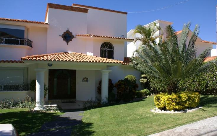 Foto de casa en venta en  , lomas de cocoyoc, atlatlahucan, morelos, 805921 No. 01