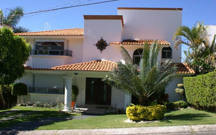 Foto de casa en venta en  , lomas de cocoyoc, atlatlahucan, morelos, 805921 No. 02