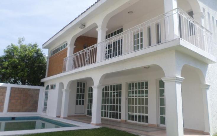 Foto de casa en venta en  , lomas de cocoyoc, atlatlahucan, morelos, 876895 No. 01