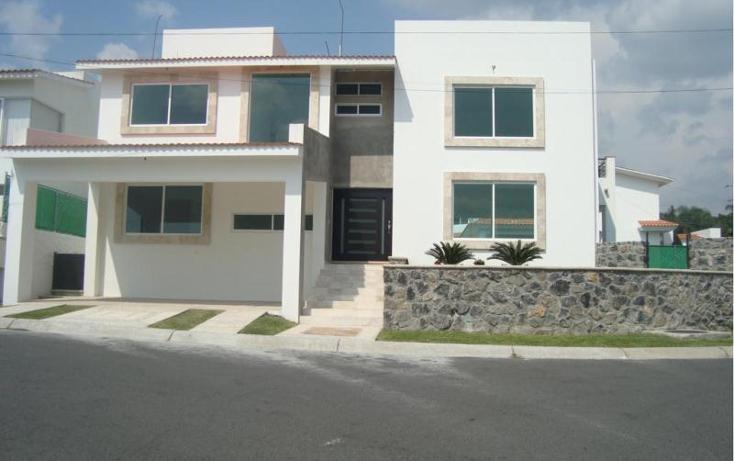 Foto de casa en venta en  , lomas de cocoyoc, atlatlahucan, morelos, 894311 No. 01