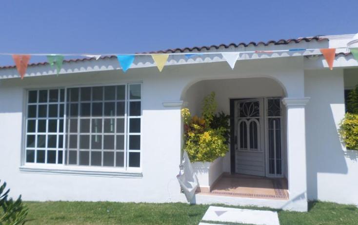 Foto de casa en venta en  , lomas de cocoyoc, atlatlahucan, morelos, 916635 No. 01