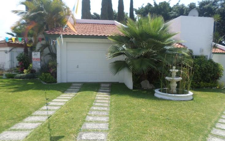 Foto de casa en venta en  , lomas de cocoyoc, atlatlahucan, morelos, 987849 No. 01