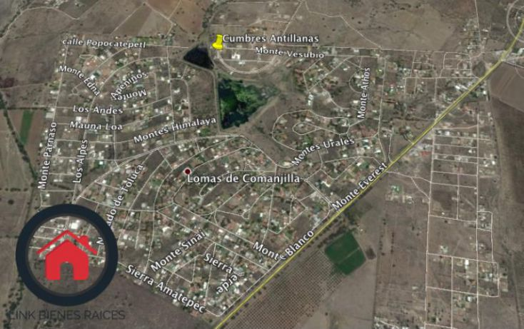 Foto de terreno habitacional en venta en lomas de comanjilla 100, campestre san josé, león, guanajuato, 1702960 no 04