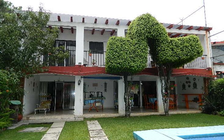 Foto de casa en venta en  , lomas de cortes, cuernavaca, morelos, 1072235 No. 01