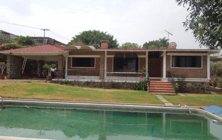 Foto de casa en venta en  , lomas de cortes, cuernavaca, morelos, 1086105 No. 01