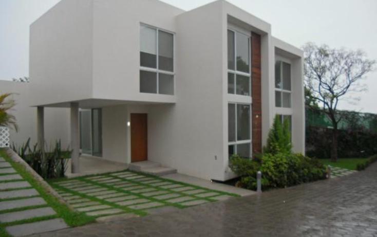 Foto de casa en condominio en renta en  , lomas de cortes, cuernavaca, morelos, 1134655 No. 02