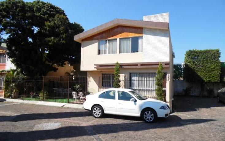 Foto de casa en condominio en venta en  , lomas de cortes, cuernavaca, morelos, 1182985 No. 01