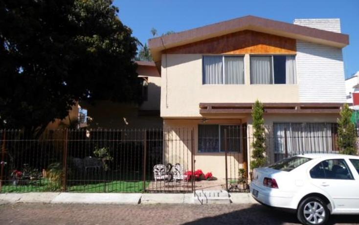 Foto de casa en venta en  , lomas de cortes, cuernavaca, morelos, 1182985 No. 02