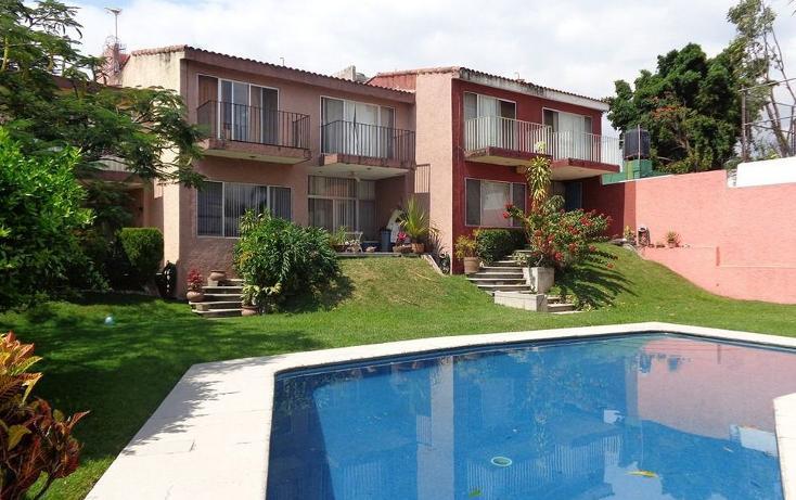 Foto de casa en venta en  , lomas de cortes, cuernavaca, morelos, 1253113 No. 01