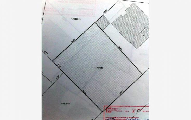 Foto de terreno habitacional en venta en, lomas de cortes, cuernavaca, morelos, 1371835 no 04