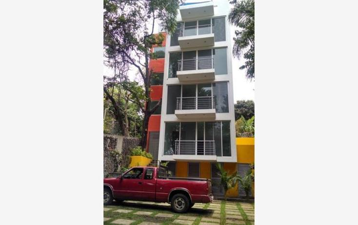 Foto de departamento en venta en paseo del conquistador , lomas de cortes, cuernavaca, morelos, 1411601 No. 01
