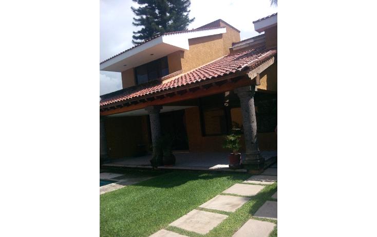 Foto de casa en venta en  , lomas de cortes, cuernavaca, morelos, 1526619 No. 03