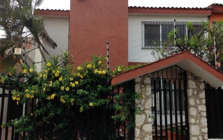 Foto de casa en venta en  , lomas de cortes, cuernavaca, morelos, 1621328 No. 01