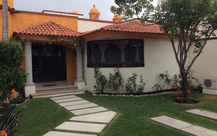 Foto de casa en venta en  , lomas de cortes, cuernavaca, morelos, 1680686 No. 01