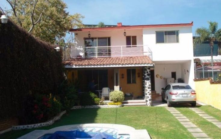 Foto de casa en venta en  , lomas de cortes, cuernavaca, morelos, 2639495 No. 01