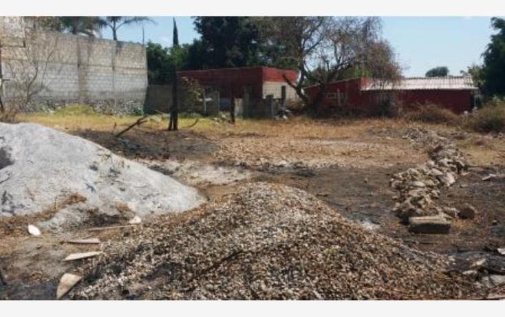Foto de terreno habitacional en venta en  , lomas de cortes, cuernavaca, morelos, 444332 No. 05