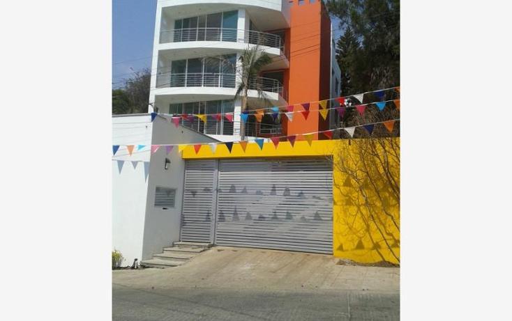 Foto de departamento en venta en  , lomas de cortes, cuernavaca, morelos, 551798 No. 01